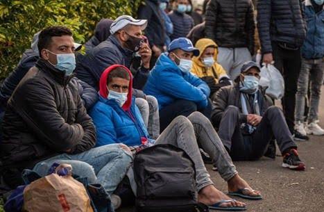 دعوة حقوقية لتوفير قنوات آمنة للمهاجرين وطالبي اللجوء