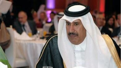 رئيس الوزراء القطري الأسبق، حمد بن جاسم آل ثاني،