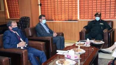 روبرت فان دن دوول رئيس بعثة الإتحاد الأوربي في السودان