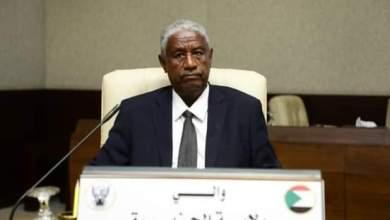 الدكتور عبد الله إدريس الكنين والي ولاية الجزيرة
