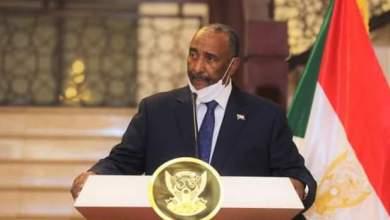 رئيس مجلس السيادة الانتقالي الفريق أول ركن عبدالفتاح البرهان