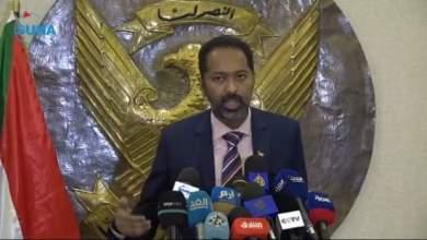 وزير رئاسة مجلس الوزراء المهندس خالد عمر يوسف