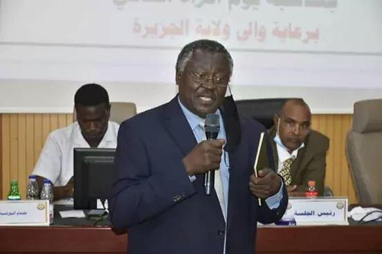 دكتور صديق عبد الهادي رئيس مجلس إدارة مشروع الجزيرة