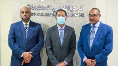 وزيرا شؤون مجلس الوزاراء والإتصالات يؤكدان دعمهما للمركز القومي للمعلومات