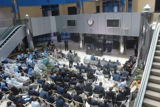 خالد عمر يوسف : الحكومة ماضية في تفكيك نظام الثلاثين من يونيو