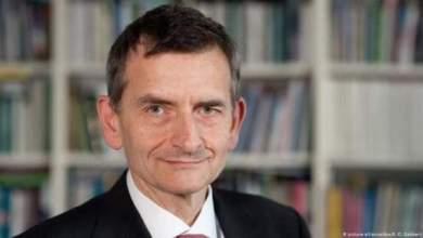 فولكر بيرتس رئيس بعثة الأمم المتحدة المتكاملة لدعم المرحلة الانتقالية (يونيتامس)