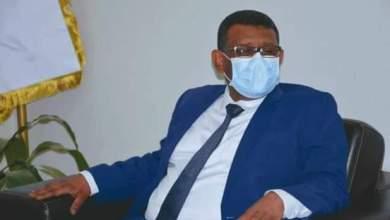 والي الخرطوم الاستاذ أيمن خالد نمر