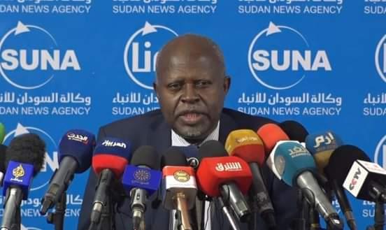 وزير الطاقة والنفط المهندس جادين علي عبيد