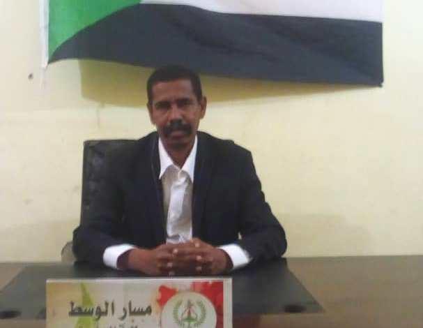 مولانا محمد الامين حمدان .. يدعو لضرورة توحيد الصف بمسار الوسط