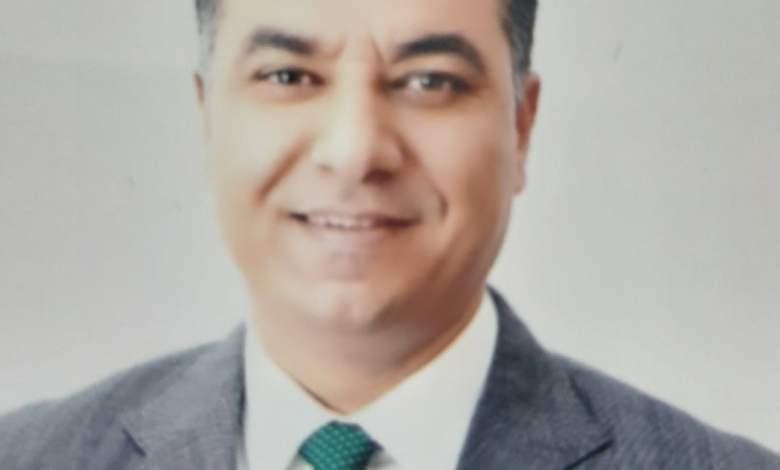 وزير الزراعة الاردني خالد موسى شحادة الحنفيات