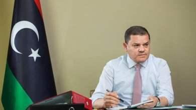 رئيس حكومة الوحدة الوطنية في ليبيا، عبد الحميد الدبيبة