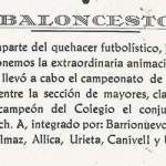 1945-46 Memoria Col. Santiago Apostol01