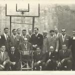 1966 Homenaje del PATRONATO a Elexpuru.  Accidente laboral en Aceros de Llodio