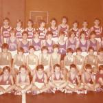 1980-81. Maristas Equipos MIni Basket