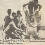 1982-83 PATRO 2ªdiv Alex Aurre  23 enero Deia