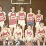1982-83. Maristas alevín
