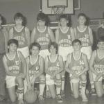 1982-83. Maristas alevin El Salvador