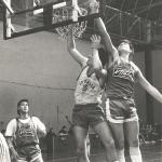 1986-87 PATRO Viland TV 2ª div Ander Aizpuru....