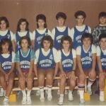 1986-87. Patro Maristas cadete fem
