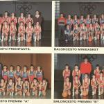 1987-88. Maristas minis