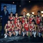 1987-88. Maristas pre-mini P.I.N.87