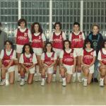 1988-89. PATRO Maristas femenino juvenil