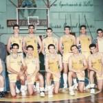 1989-90 PATRO 2ª Div desde Dic 89