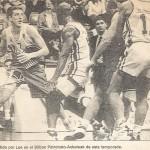 19960129 El Mundo EBA jugador LARSON. RUSSELL ELLIS