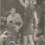 19960505 Correo EBA jugador LARSON. RUSSELL ELLIS