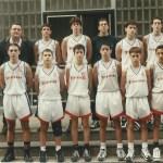 1997-98. Caja Bilbao El Salvador cadete