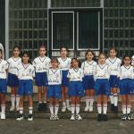 1998-99. Maristas pre mini fem