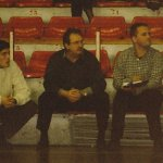 1999-00 PATRO liga EBA Manso - Figueroa - Villaverde