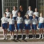 1999-00. Maristas mini fem