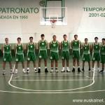 2001-02 PATRO EBA..