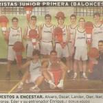 2001-02. PATRO Maristas Jn. 1ª20020411 Correo