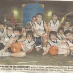 2006-07. Maristas Mini 20070107 Correo