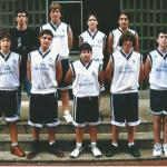 2006-07. PATRO El Salvador cadete 2ª