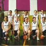 2009-10 PATRO Maristas Cd. femenino