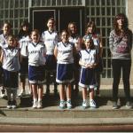 2012-13. Maristas mini femenino