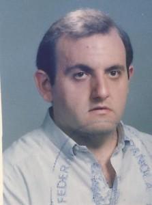1991-92 PATRO 2ª div. Gabriel Mª Gangoiti (entrenador)