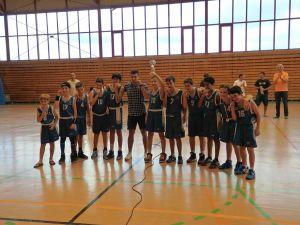 2016-17 MARISTAS Alevin05 Torneo Sondika Subcampeón