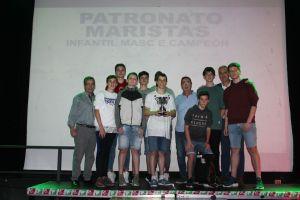 2017-18 PATRONATO Inf.Rend.CAMPEON