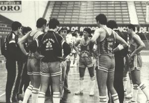 1985-86 Kutxa Atletico Patronato. Ituiño