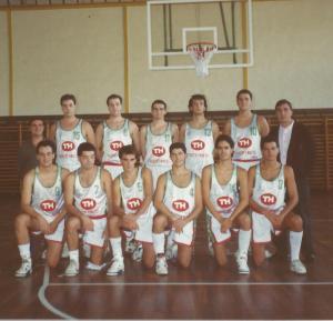 1991-92 Patronato Thate Hnos. Ituiño