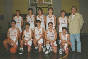 1993-94 PATRO El Salvador CD Jesús Ituiño
