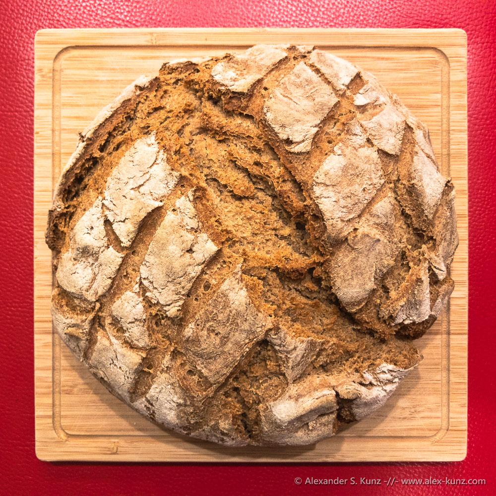 Alexander S. Kunz - Rye & Oat Loaf