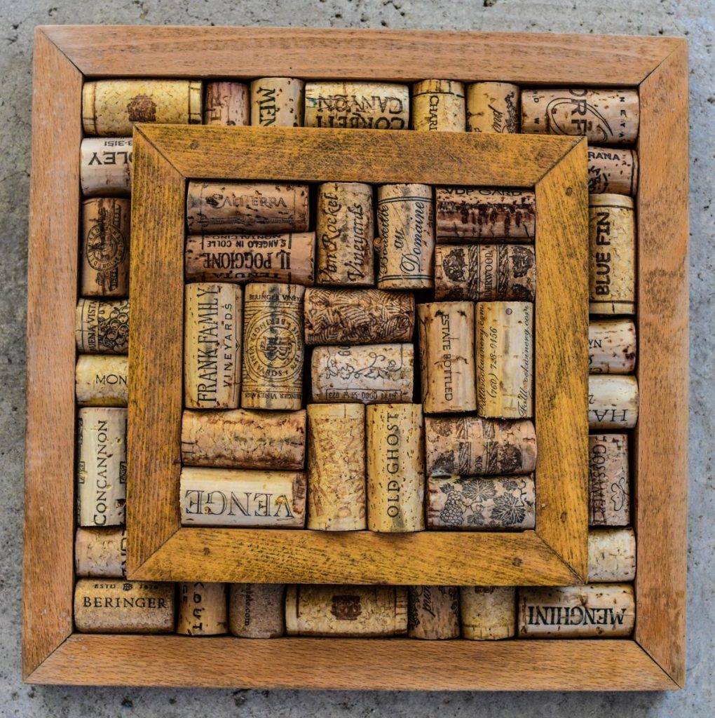 Randy Siegel - Cork Squares