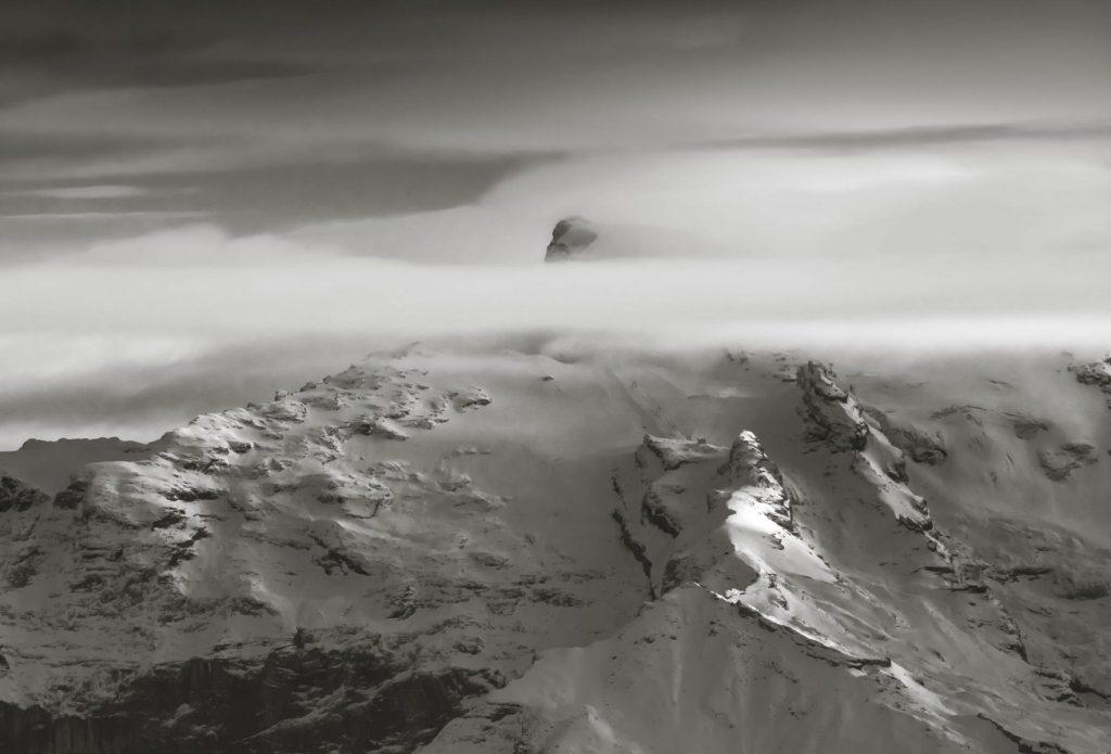 Hon - Dana Smith - Snowy Mountain Cloud