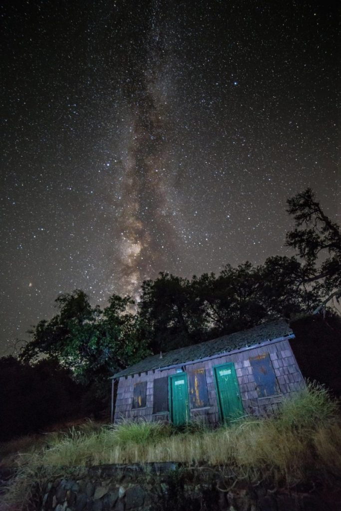 Hon - Duane Bazzel - Cuyamaca Cabin
