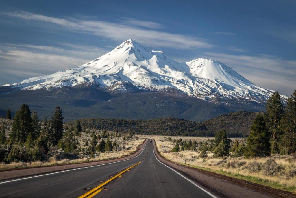 Hon - Duane Bazzel - Mount Shasta